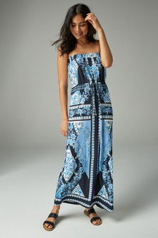 720116da4c79 Bandeau Maxi Dress