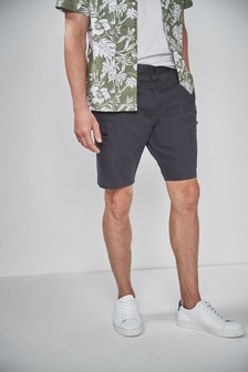 Utility Zip Pocket Cargo Shorts