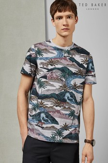 Ted Baker Grey Tree T-Shirt