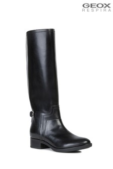 Geox Women's Felicity Black Boot