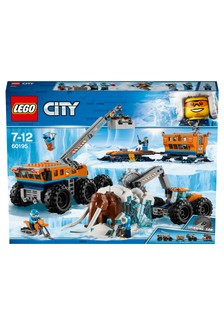 LEGO® City Arctic Expedition Arctic Mobile Exploration