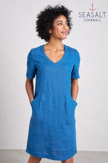 Seasalt Blue Sea Glimpse Dress