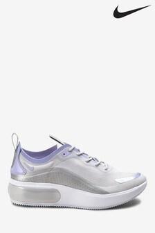 Nike Grey/Blue Air Max Dia SE Trainers