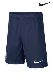 Nike Youth Navy PSG 2019/2020 Home Short