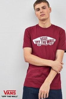 Vans Off The Wall Logo Tee