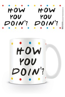 Friends How You Doin'? Coffee Mug