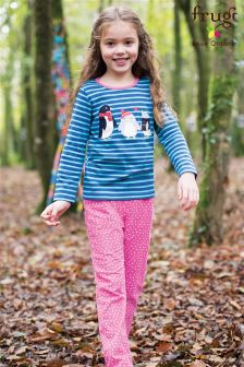 Frugi Pink Cally Cord Trouser