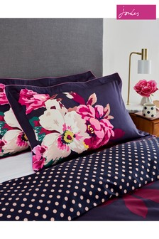 Joules Winter Bloom Pillowcases