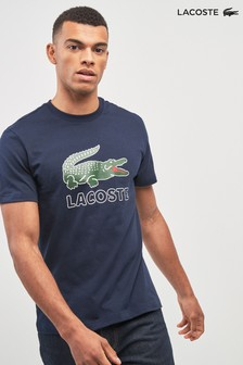 568e05b80eb27 Buy Men s tops Tops Tshirts Tshirts Lacoste Lacoste from the Next UK ...