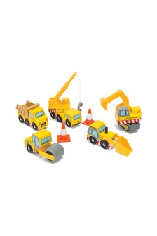 Le Toy Van Wooden Construction Set