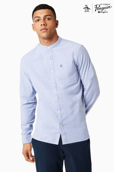 Original Penguin® Amparo Blue Shirt