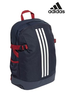 adidas Navy/Burgundy Power Backpack