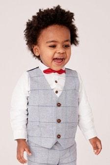 西裝背心組 (3個月至7歲)