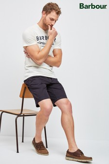 Barbour® Navy City Neuston Chino Short