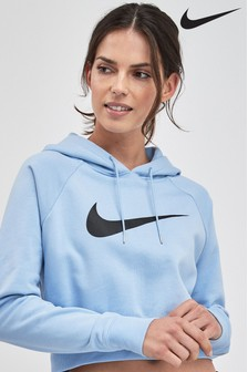 Sudadera con capucha corta clásica de Nike