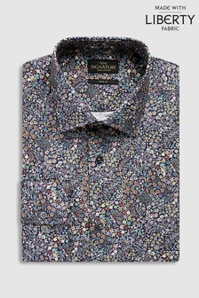 Liberty Fabrics Little Marquess Slim Fit Shirt