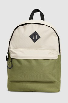 Colourblock Rucksack