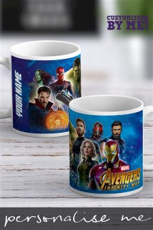 Personalised Avengers Mug by Customised By Me