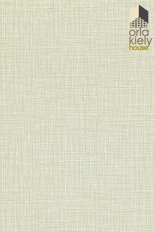 Orla Kiely Grey Scribble Wallpaper