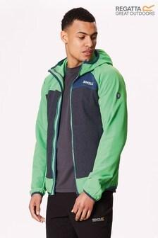 Regatta Green Carpo Hybrid Jacket