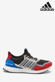 adidas Run Black/Red UltraBoost OG