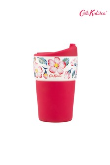 Cath Kidston® Climbing Blossom Silicone Travel Cup