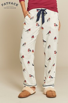 FatFace Natural Robins Classic Lounge Pant