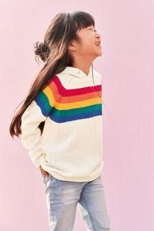 Rainbow Hoody (3-16yrs)