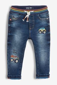 Truck Jeans (3mths-7yrs)