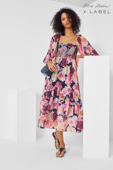 Mix/Alice Archer Floral Dress