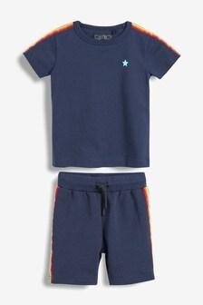 Rainbow Short and T-Shirt Set (3mths-7yrs)
