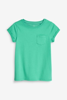 Pocket T-Shirt (3-16yrs) 744ff17cae36