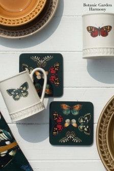 Set of 6 Pimpernel Botanic Garden Harmony Coasters