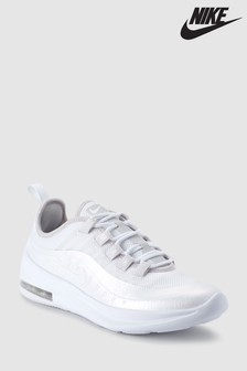 Nike White Air Max Axis Youth