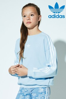 adidas Originals Clear Sky Trefoil Crew e749e9cd598