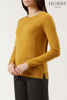 Hobbs Yellow Penny Sweater