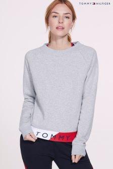 Tommy Hilfiger Women Grey Electra Sweatshirt