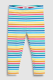 Rainbow Stripe Leggings (3mths-7yrs)
