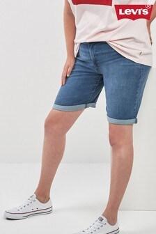 Моделирующие узкие джинсы большого размера Levi's® Bermuda Breeze Along