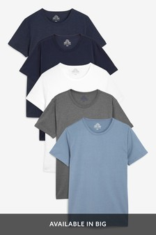 039ce194768a T-Shirts Five Pack