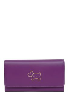 Radley Grape Large Flapover Matinee Bag