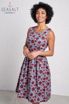 Seasalt Red Seamstress Dress