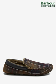 Barbour® Monty Classic Tartan Slippers