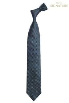 'Made In Italy' Signature Silk Tie