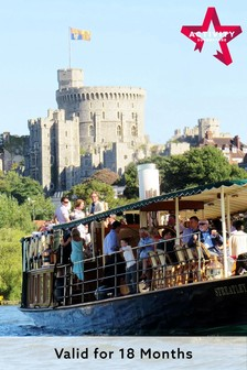 Steam Boat Tea Cruise For Two Gift Experience by Activity Superstore