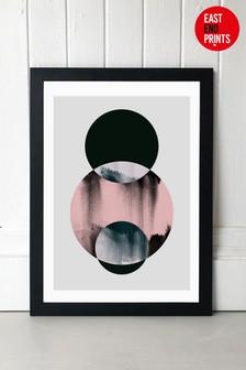 Minimalism 14 by Marieke Boehmer Framed Print