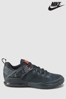 Zapatillas negras para gimnasio Zoom Domination TR de Nike