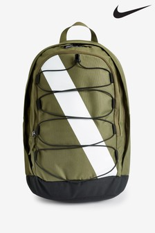 Nike Olive Hayward 2.0 Backpack