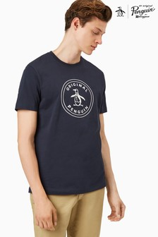 Original Penguin® Short Sleeve Stamp Logo T-Shirt