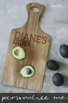 Personalised Chopping Board by Signature PG
